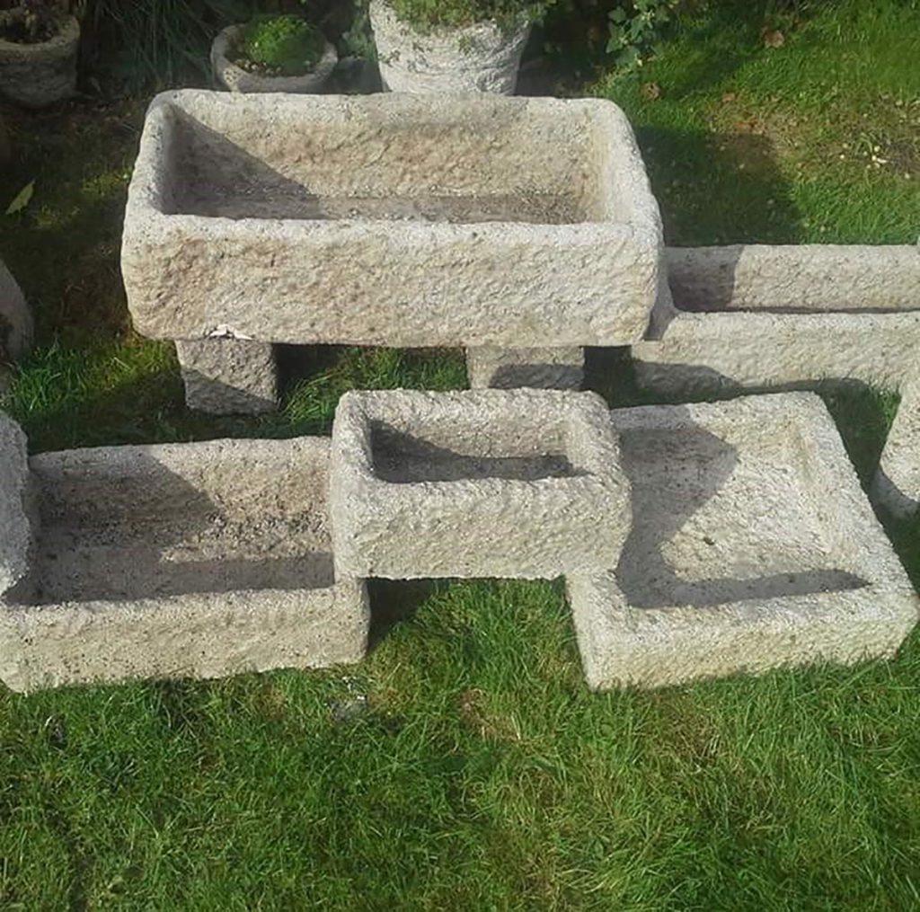 Rock Pots Troughs
