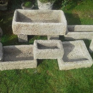 Rock Pots Troughs